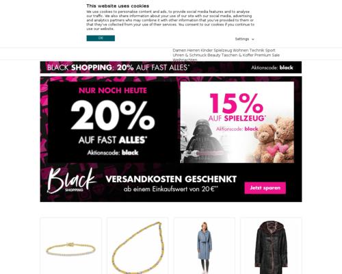 1e5440839d71f6 Galeria Kaufhof Aktionskennwort Aug. 2019   20 % + 6 mehr