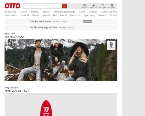 10 Euro Gutschein Für Das Otto Versandhaus Juli 2019 Alle Rabatte