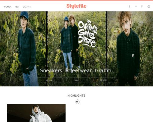 Stylefile Gutschein 20