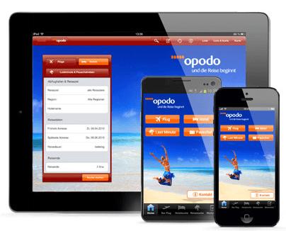 Opodo.de App