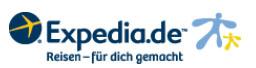 Expedia.de Logo
