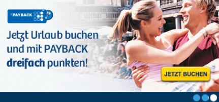 Expedia.de Payback