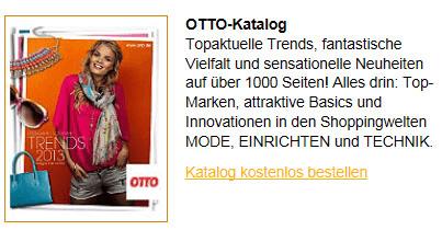 Otto.de Katalog