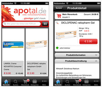 Apotal App